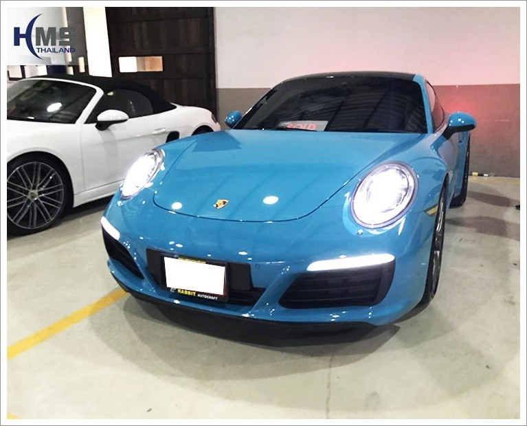 20171016 Porsche 911Carrera front