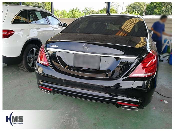20171127 Mercedes Benz S500e W222_back