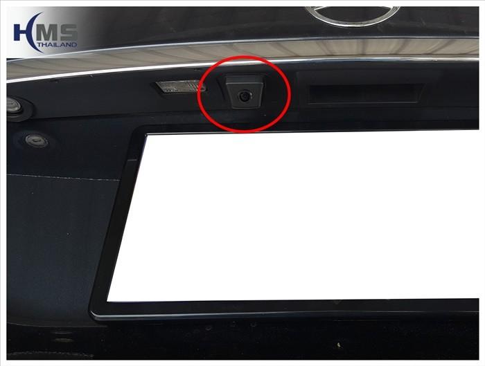 กล้องมองหลังติดรถยนต์ Q1