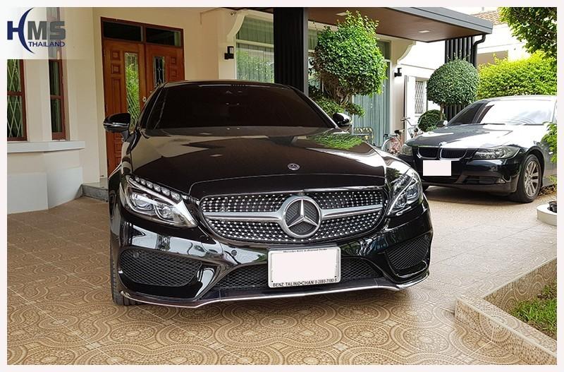 20180716 Mercedes Benz C250 W205