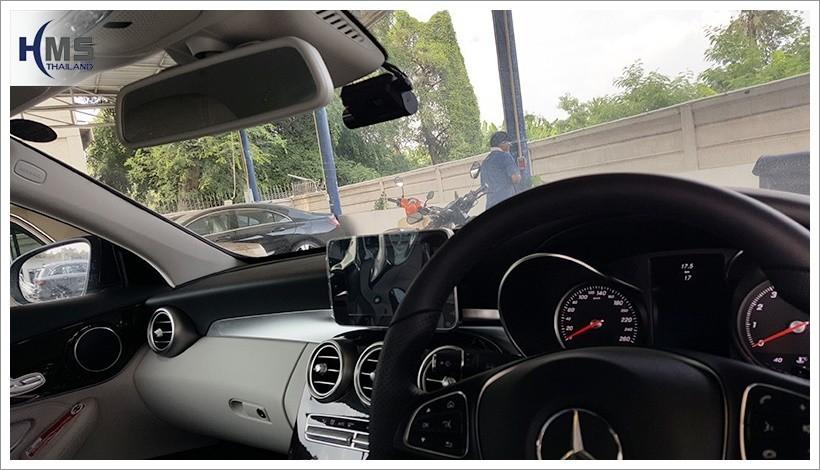 20180322 Mercedes Benz C250 W205_DVR_BlackVue_DR650GW_2CH