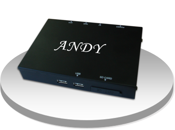 ANDY Android Box