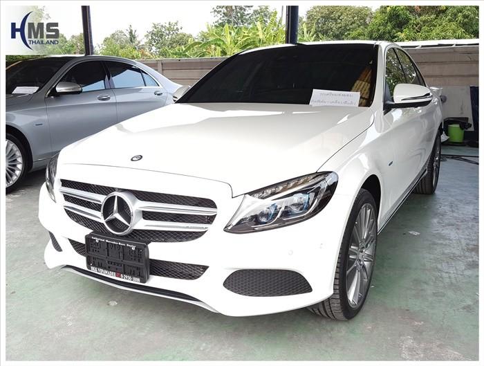 Mercedes  Benz C350e W205 Front