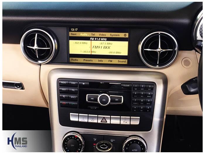 20161222 Benz SLK200_W172_Command_Original