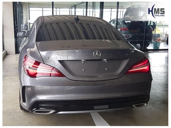 20180626 Mercedes Benz CLA250_C117_back,Benz, Mercedes ,เบนซ์ ,เมอร์เซเดส, ซาลูน,ราคาเบนซ์,facelift ,Brabus ,AMG ,Bluetec ,Hybrid,ไฮบริด