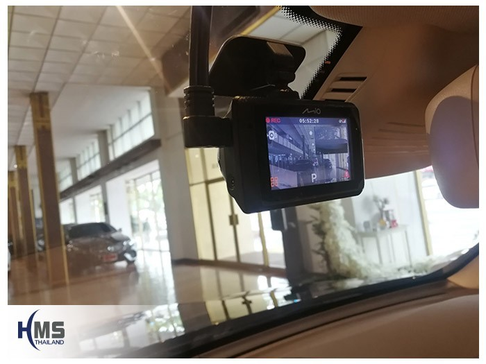 20180831 Mercedes Benz GLC250d_W253_DVR_Mio_MiVue_786_Wifi,กล้องติดรถยนต์ Mio MiVue 786 Wifi หน้าจอระบบสัมผัสขนาด 2.7 นิ้ว