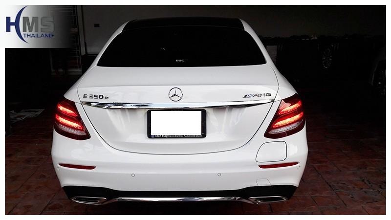 20181003 Mercedes Benz E350e W213_back,Benz, Mercedes ,เบนซ์ ,เมอร์เซเดส, ซาลูน,ราคาเบนซ์,facelift ,Brabus ,AMG ,Bluetec ,Hybrid,ไฮบริด,