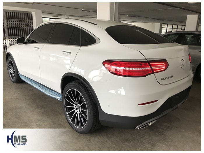 20180814 Mercedes Benz GLC250_Coupe_back,Benz, Mercedes ,เบนซ์ ,เมอร์เซเดส, ซาลูน,ราคาเบนซ์,facelift ,Brabus ,AMG ,Bluetec ,Hybrid,ไฮบริด