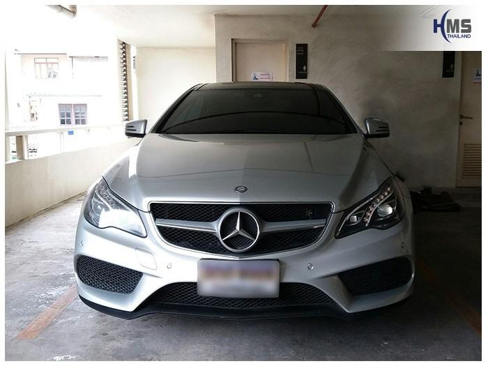 20170803 Mercedes Benz E200_W212_front