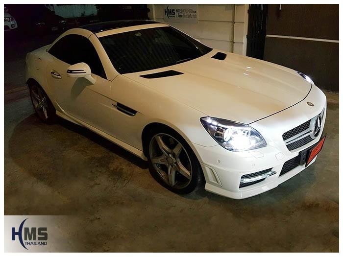 20161206 SLK200 W172 Front