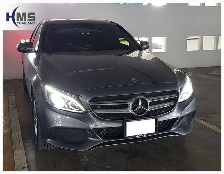 Mercedes Benz C350e W205