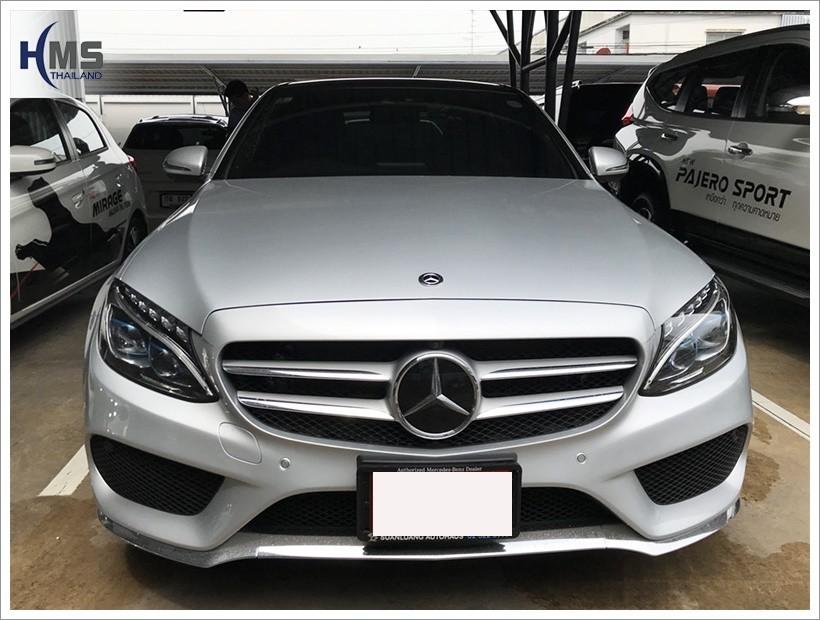 20180425 Mercedes Benz C350e W205