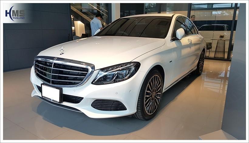 20180316 Mercedes Benz C350 W204