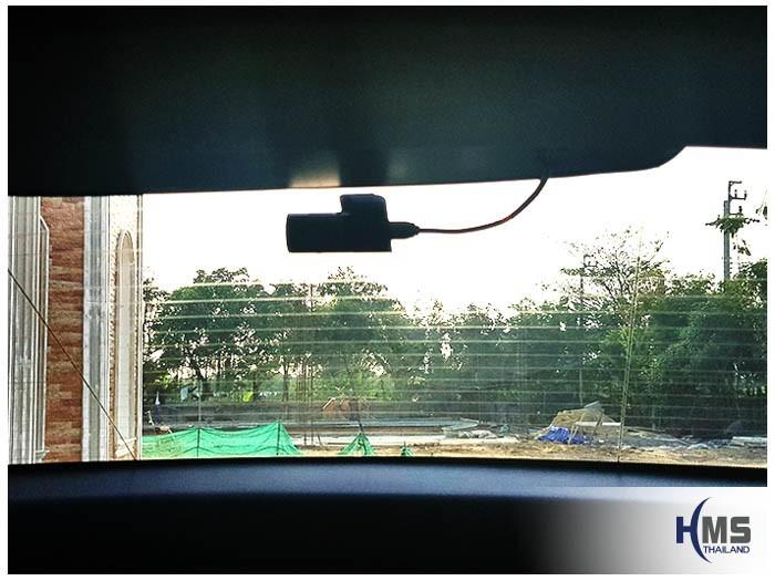 20180109 Mercedes Benz GLE43_W166_DVR_Thinkware_X550_rear