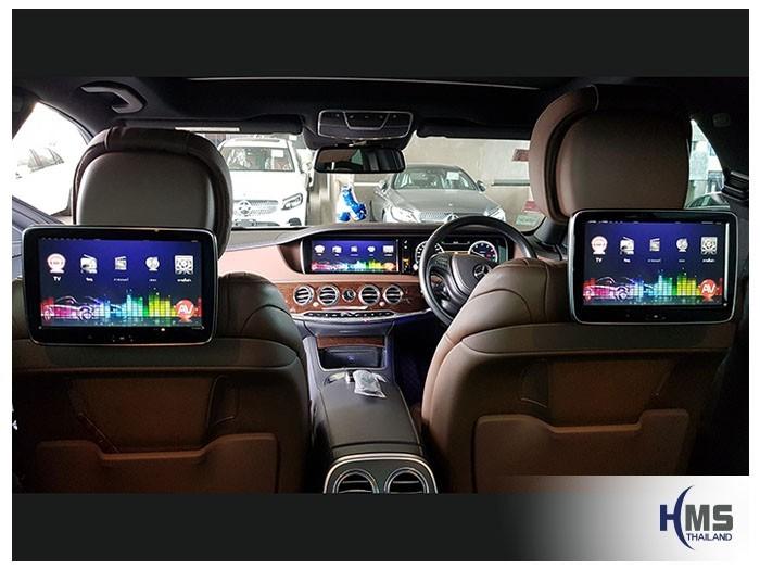 20180613 Mercedes Benz S300 W222_TV Digital_ASUKA_HR600_2