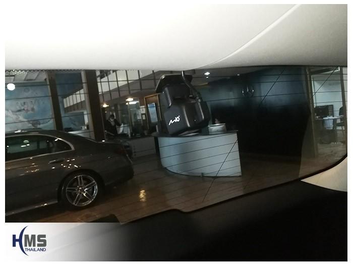 20180831 Mercedes Benz GLC250d_W253_DVR_Mio_MiVue_A30,กล้องติดรถยนต์ MIo MiVue A30 ติดตั้งหลังรถ Mercedes Benz GLC250d W253