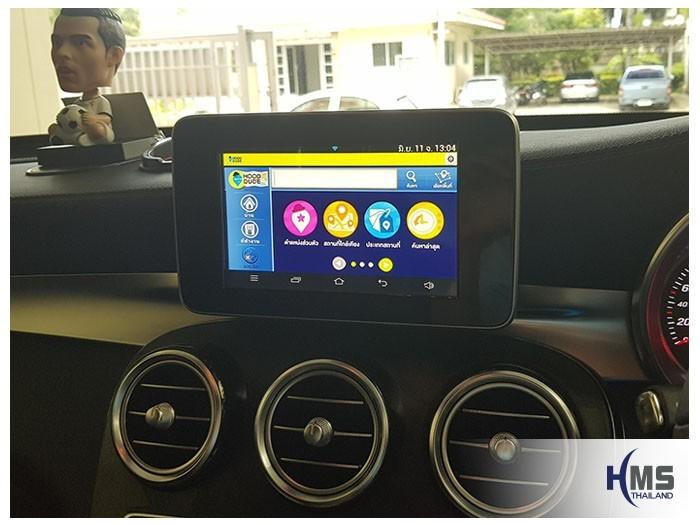 20180611 Mercedes Benz GLC250d_W253_Android_Andy_Navigation_Hood_dude_Menu,แผนที่, จีพีเอส, นำทาง,รีวิว, ทดสอบ,เนวิเกเตอร์, ประเทศไทย