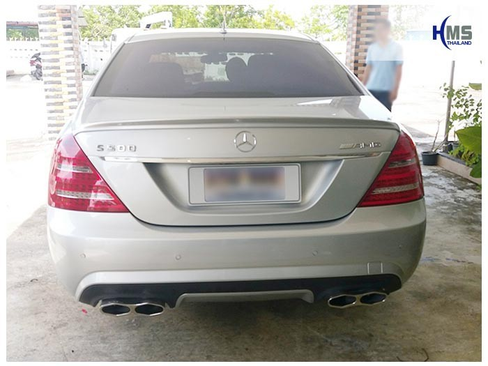 20170911 Mercedes Benz S500 W221_back