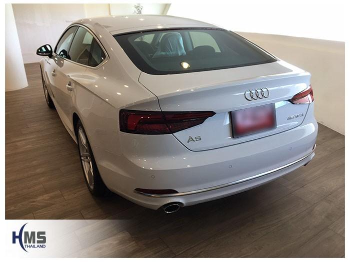 20190502 Audi A5 40TFSI Back