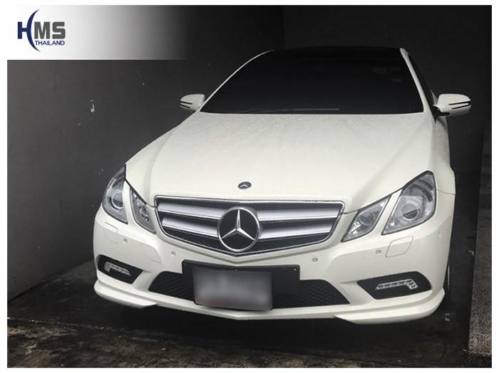 20180521_Mercedes Benz_C350_W204_front