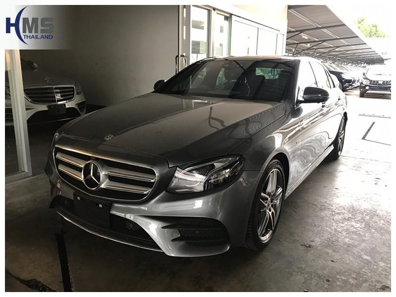 20181017 Mercedes Benz E350e W213_front,ติดกล้องติดรถยนต์ บน Mercedes Benz E350e W213