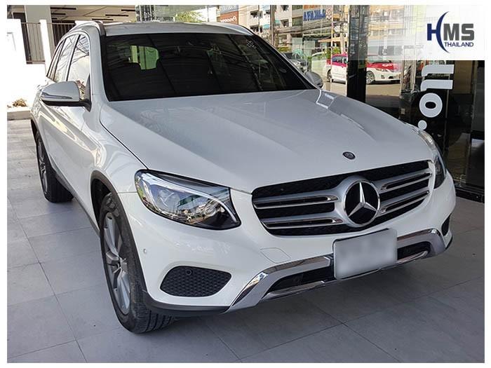 20180524 Mercedes Benz GLC250d_W253_front,ติดตั้งรถ GLC205d