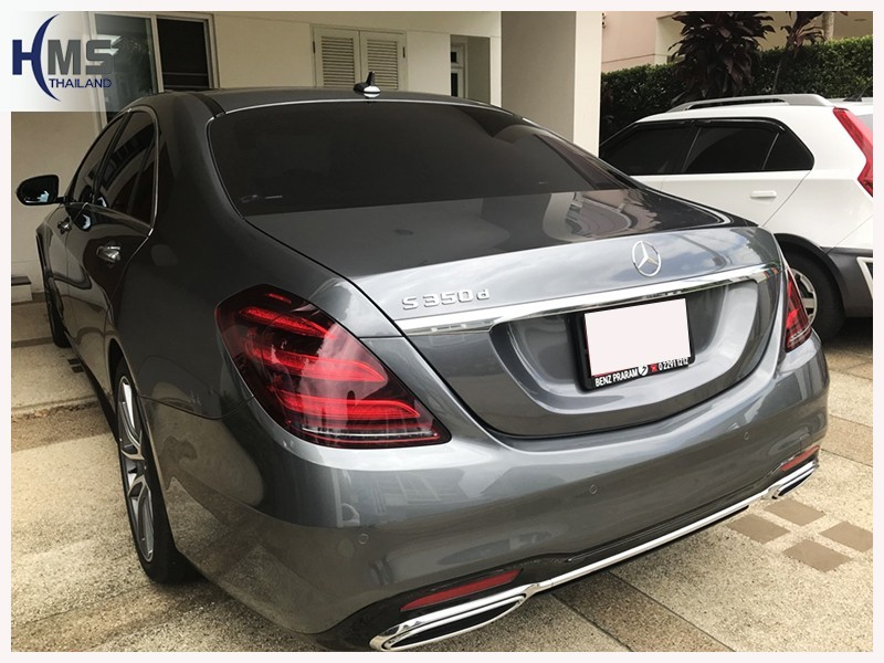 20180705 Mercedes Benz S350d W222