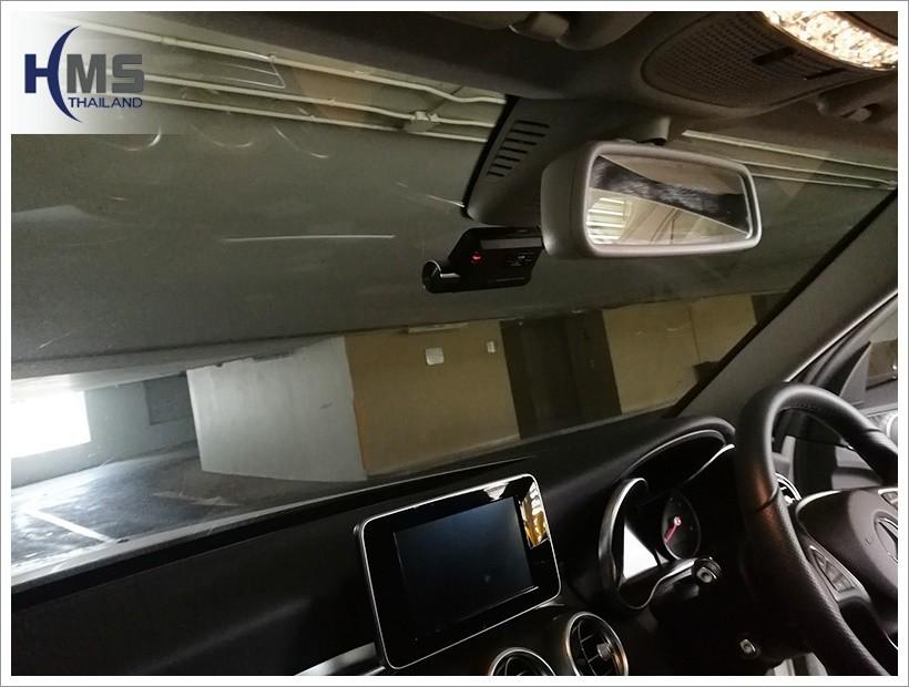20180212 Mercedes Benz E350 DVR Thinkware_F800 Pro