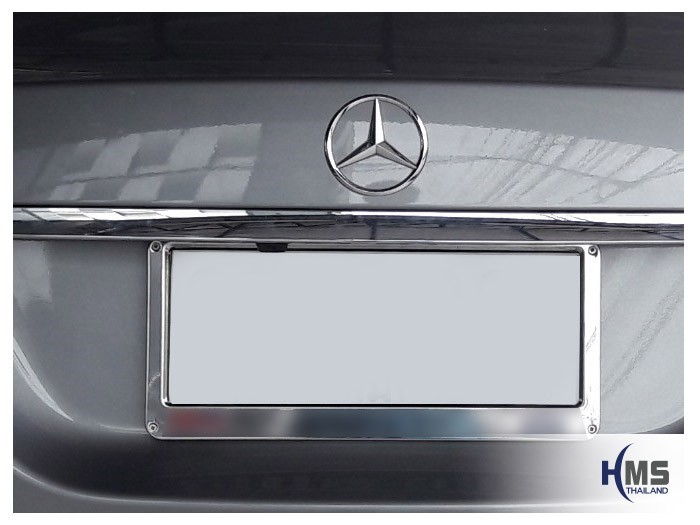 20180806 Mercedes Benz CLS250_W218_Rear camera,Rear camera,จอถอยหลัง,กล้องมองหลัง,กล้องถอยหลัง,หมุนตามพวงมาลัย,PAS,Park assistant system
