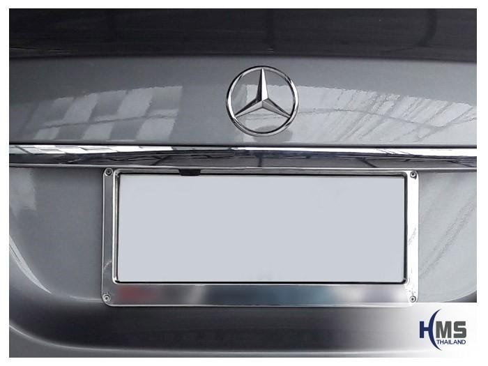 20180806 Mercedes Benz CLS250_W218_Rear camera,Rear camera,จอถอยหลัง,กล้องมองหลัง,กล้องถอยหลัง,หมุนตามพวงมาลัย,PAS,Park assistant system