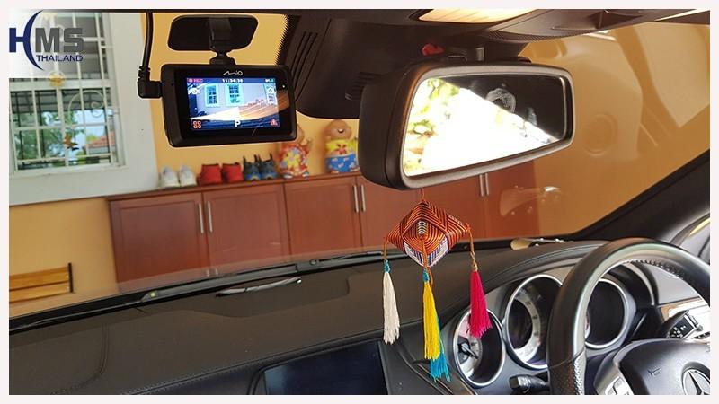 20180712 ทีวีจูนเนอร์,TV Tuner Benz,ติดทีวีจูนเนอร์ Benz, ติด TV Tuner CLS350