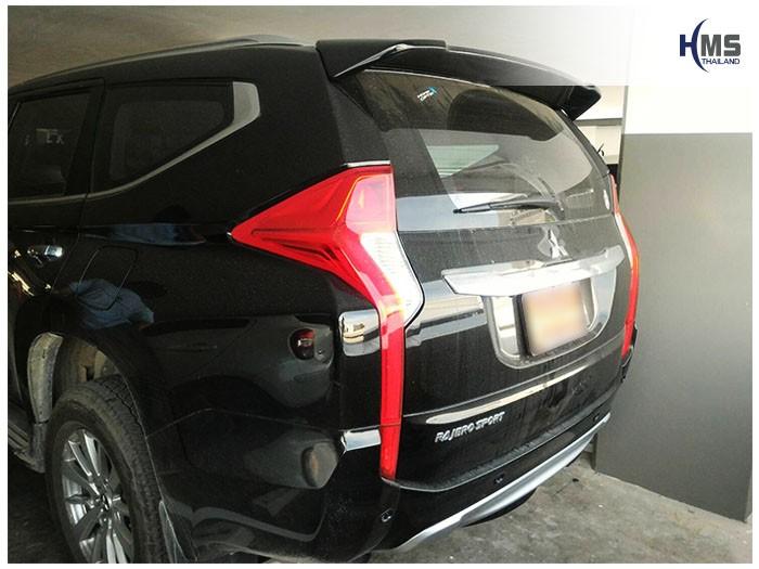 20170617 Mitsubishi Pajero_back