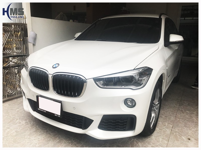 20180706 BMW X1 F48 ,ติดกล้องติดรถยนต์ บน BMW X1