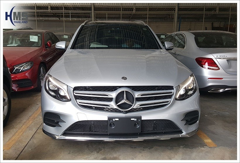20171213 Mercedes Benz GLC250d_X253_front