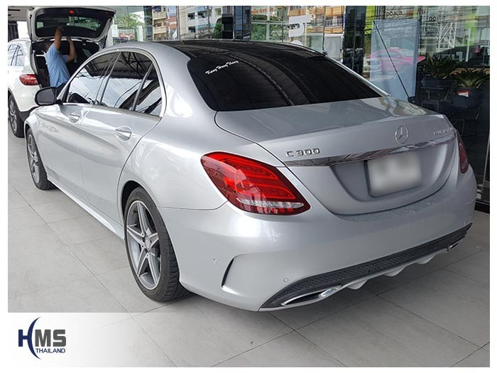 20180524 Mercedes Benz C300 W205_back