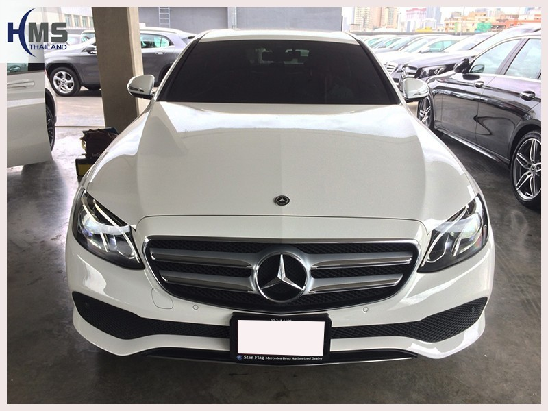 20180709 Mercedes Benz E350 W213_front