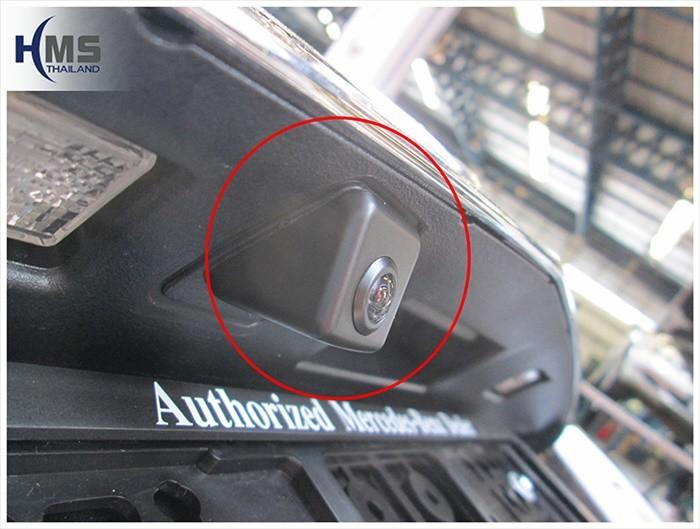 กล้องมองหลัง Benz E200, เบนซ์ 200 กล้องหลัง