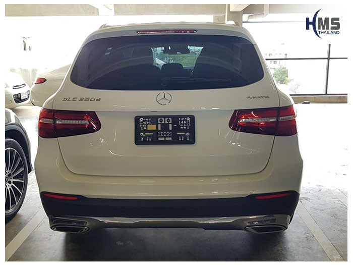 20180904 Mercedes Benz GLC250d_W253_back,ภาพท้ายรถ Mercedes Benz GLC250d W253,Benz, Mercedes ,เบนซ์ ,เมอร์เซเดส, ซาลูน,ราคาเบนซ์,facelift ,Brabus ,AMG ,Bluetec ,Hybrid,ไฮบริด