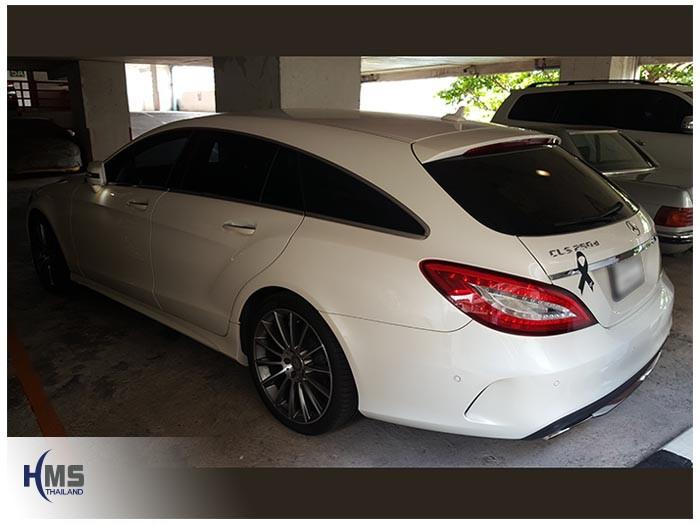 20170621 Mercedes Benz CLS250d_X218_back