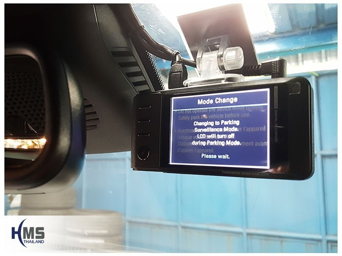 20171113_Mercedes Benz GLC250_W253_DVR_Thinkware_X550_front_mode changs