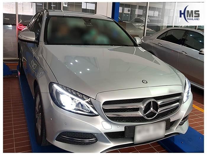 20171116 Mercedes Benz C180_W204_front