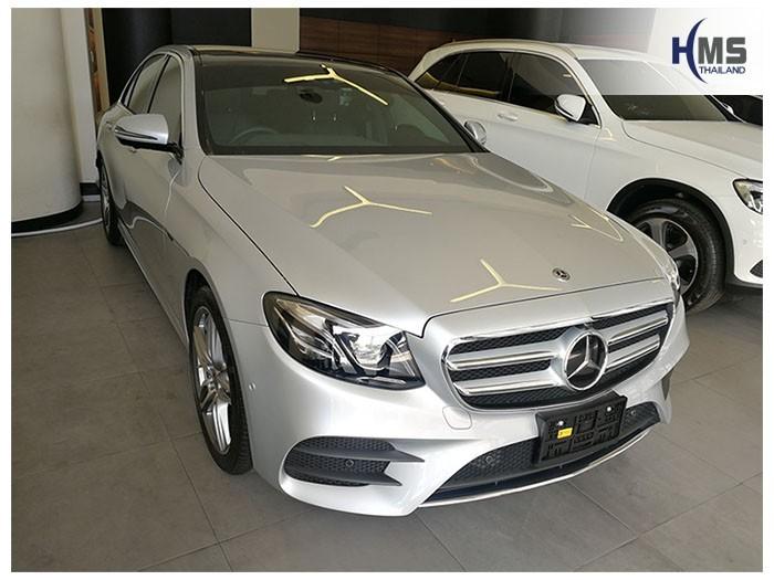 20180905 Mercedes Benz E350e_W213_Front