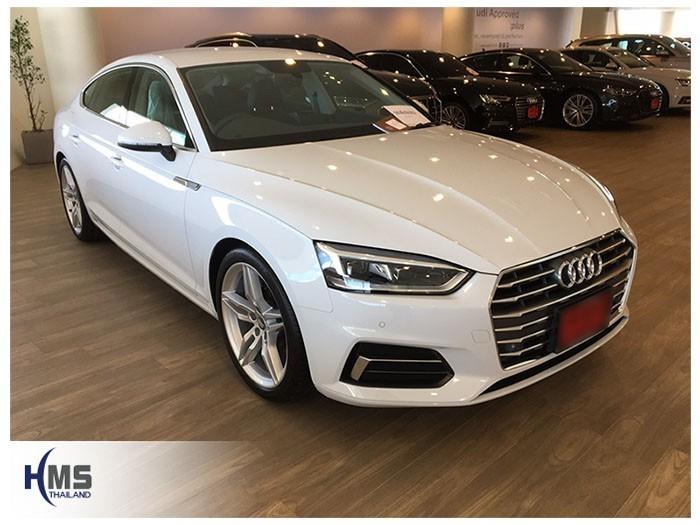 20190502 Audi A5 40TFSI  front