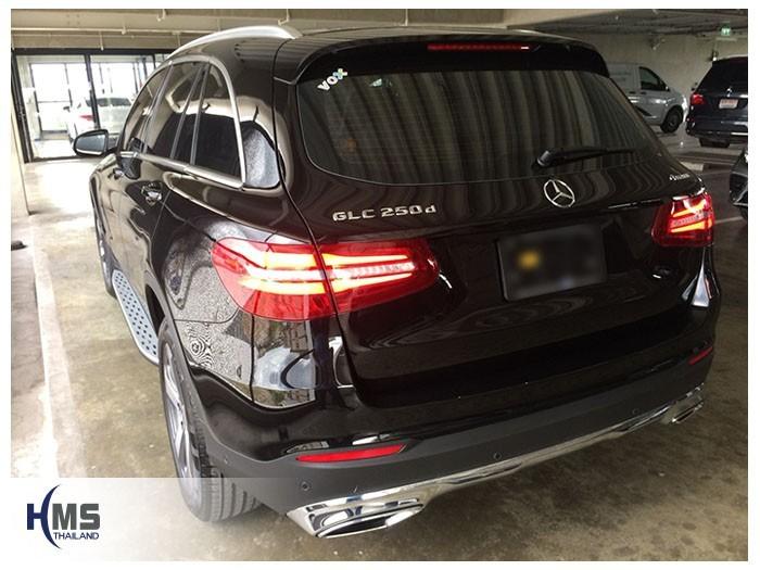 20180616 Mercedes Benz GLC250d_W253_back,Benz, Mercedes ,เบนซ์ ,เมอร์เซเดส, ซาลูน,ราคาเบนซ์,facelift ,Brabus ,AMG ,Bluetec ,Hybrid,ไฮบริด,