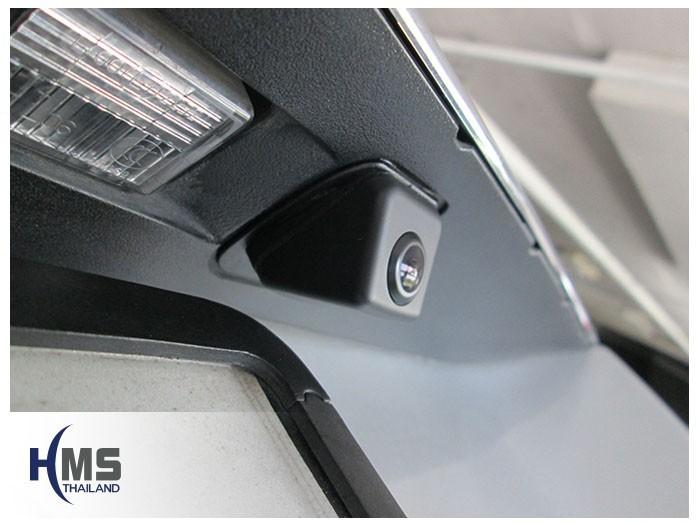 20150319 Mercedes Benz E250 W212_Rear camera