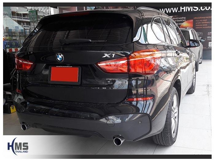 20180622 BMW X1_F48_back,Bmw, รถบีเอ็ม, บีเอ็มดับบลิว, บีเอ็มดับเบิ้ลยู, บีเอ็มบลิว ,บีเอ็ม ,ราคาบีเอ็ม