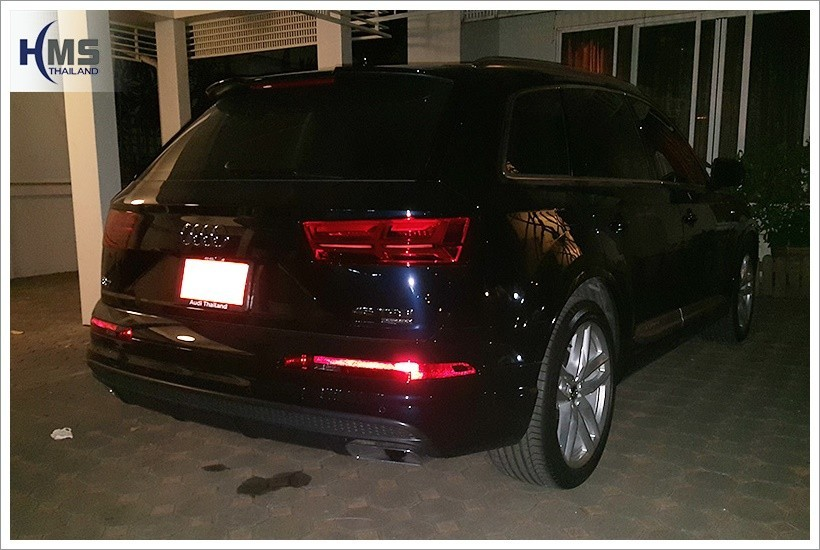 20180212 Audi Q7 ท้ายรถ