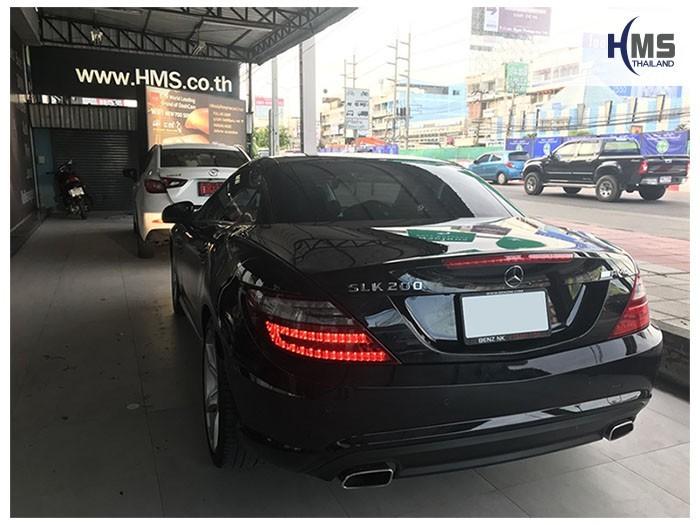 20180630 Mercedes Benz SLK200_W172_back,Benz, Mercedes ,เบนซ์ ,เมอร์เซเดส, ซาลูน,ราคาเบนซ์,facelift ,Brabus ,AMG ,Bluetec ,Hybrid,ไฮบริด