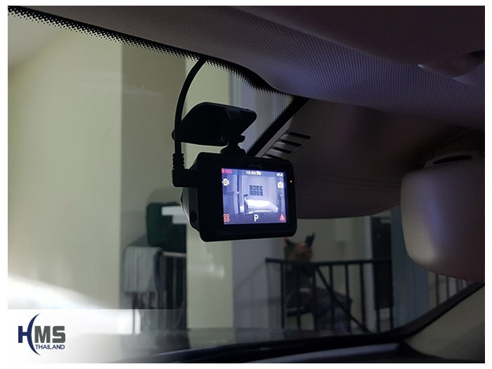 20180830 Mercedes Benz GLC250d_W253_DVR_Mio_MiVue_786_Wifi,กล้องติดหน้ารถ Mio MiVue 786 Wifi ติดตั้งหน้ารถ Mercedes Benz GLC250d W253
