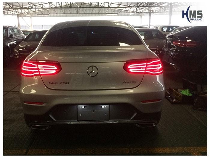 20180621 Mercedes Benz GLC250_Coupe_back,Benz, Mercedes ,เบนซ์ ,เมอร์เซเดส, ซาลูน,ราคาเบนซ์,facelift ,Brabus ,AMG ,Bluetec ,Hybrid,ไฮบริด